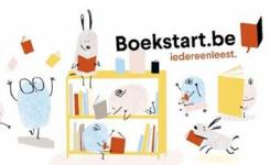 Boekstart Logo