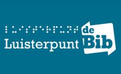 Logo Luisterpunt